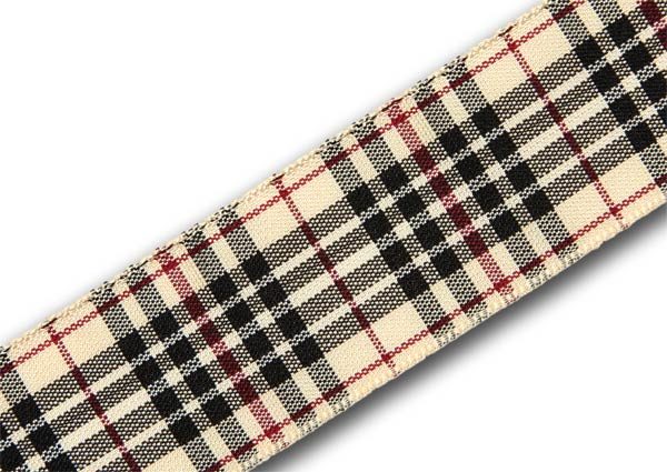 BUY Blackberry Tartan Ribbon