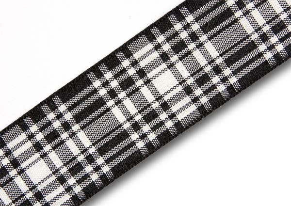 "Menzies Tartan Ribbon 25mm (1"") x 25m (27½yd)"