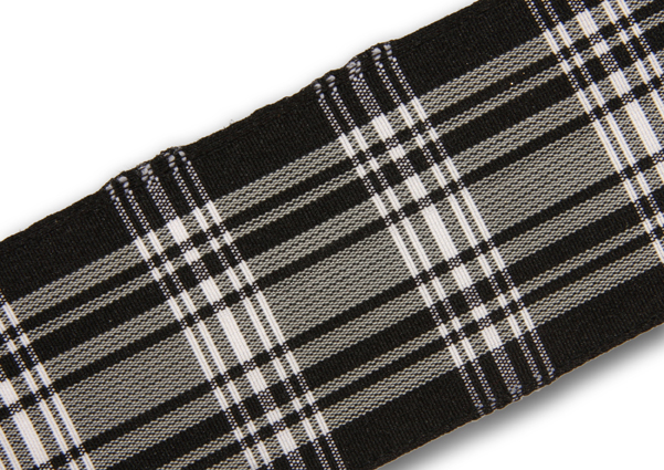 "Menzies Tartan Ribbon 24mm (1"") x 50m (55yd)"