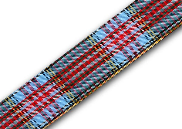 Anderson Taffeta Tartan Ribbon 10mm (9.5mm) x 5m top-up pack