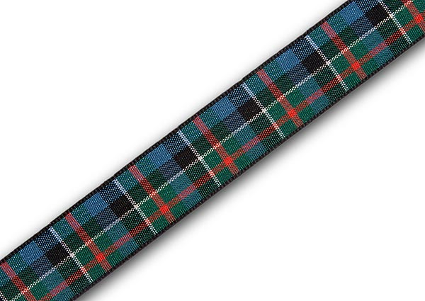 "Colquhoun (Ancient) Tartan Ribbon 16mm (5/8"") x 5m top-up pack"