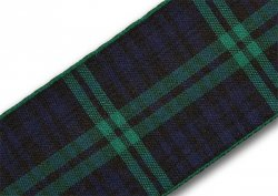 BUY Black Watch Tartan Ribbon