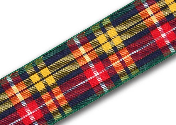 BUY Buchanan Tartan Ribbon