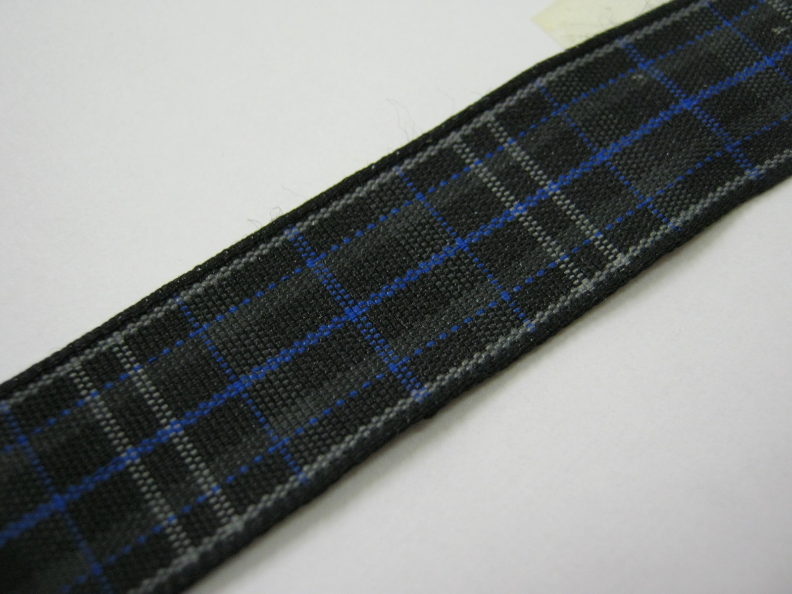 "Pride of Scotland Royal Tartan Ribbon 16mm (5/8"") x 25m (27y)"